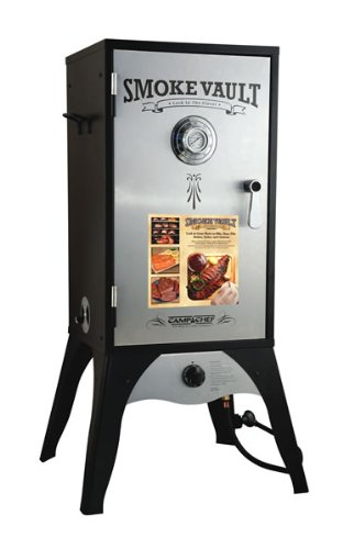 camp chef electric smoker