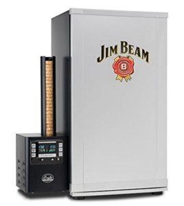 jim beam digital outdoor electric smoker