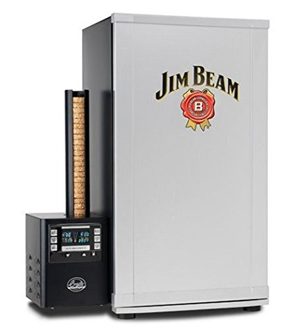 jim beam digital outdoor electric smoker