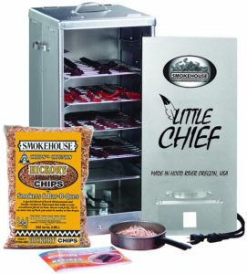 smokehouse electric smoker under 100