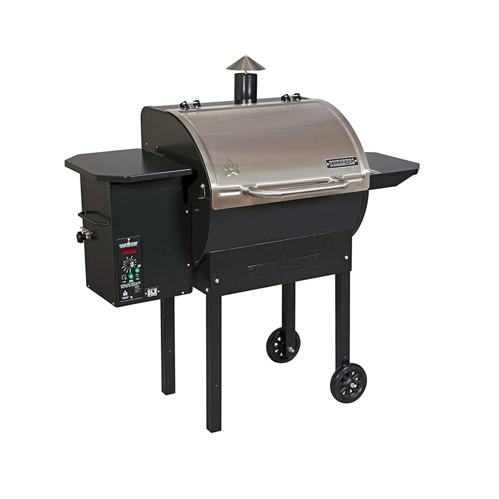 Camp Chef PG24S Pellet Grill and Smoker Deluxe