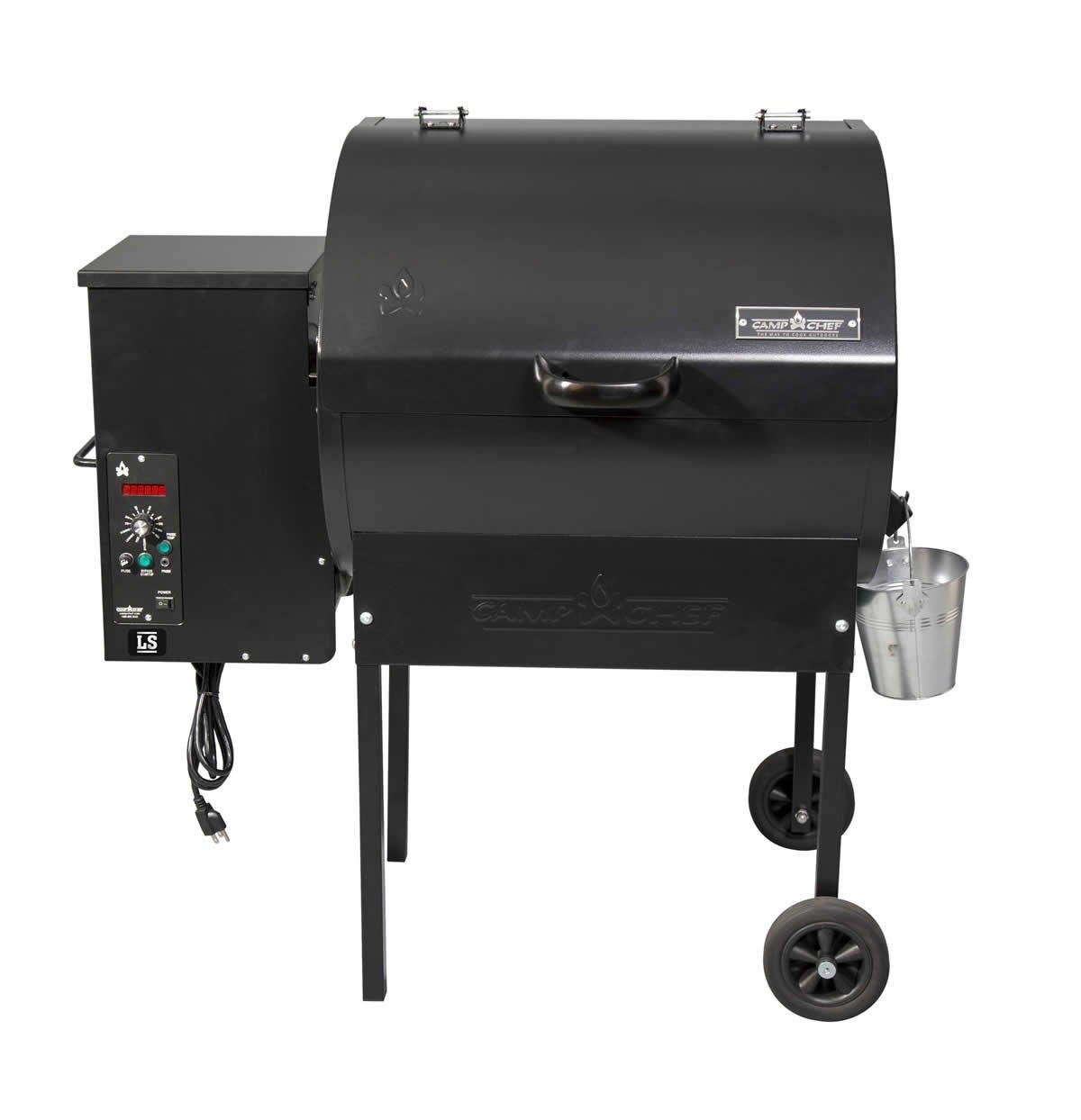 Camp Shef Best Pellet Smoker Grill