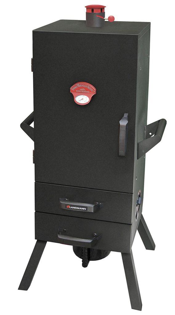 Landmann USA Vertical Charcoal Smoker