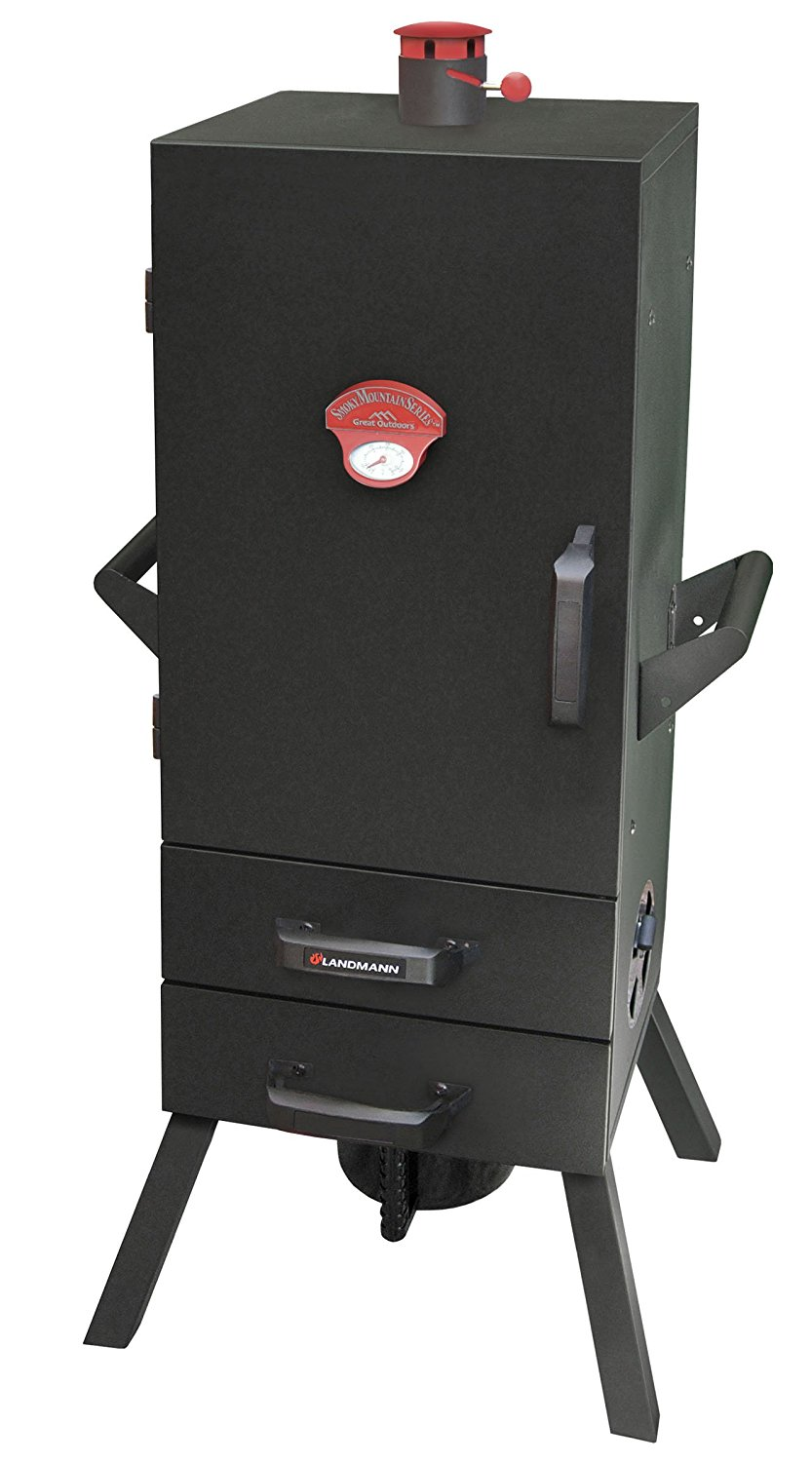 Landmann USA Vertical Charcoal Smoker