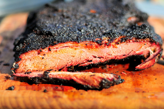 Smoked BBQ Brisket Recipe