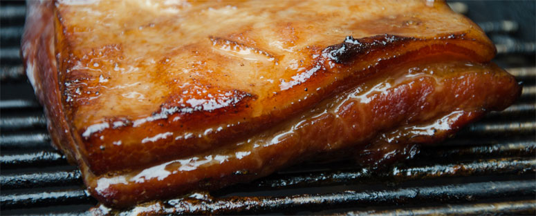 smoked bacon recipe using electric somker